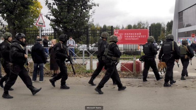 Ρωσία – Ανατροπή με τον δράστη – Νοσηλεύεται με τραύματα σε νοσοκομείο | to10.gr