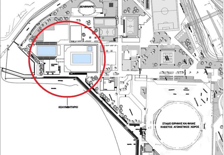 Η χρηματοδότηση, η χωρητικότητα και οι λεπτομέρειες των νέων κολυμβητηρίων του Ολυμπιακού (Pics)   to10.gr