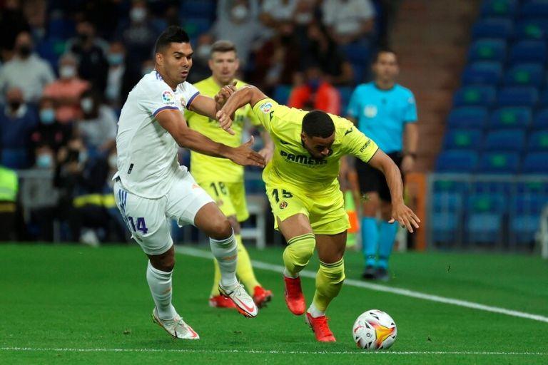Ρεάλ Μαδρίτης-Βιγιαρεάλ 0-0: Το «κίτρινο υποβρύχιο» πήρε βαθμό στο Μπερναμπέου | to10.gr
