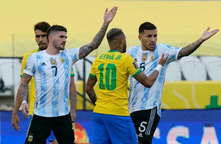Στις 15/10 το Βραζιλία – Αργεντινή, πρόβλημα με τους «Ευρωπαίους»   to10.gr