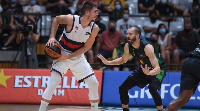 Ηττα για την Μπασκόνια πριν τον Ολυμπιακό (61-72) | to10.gr