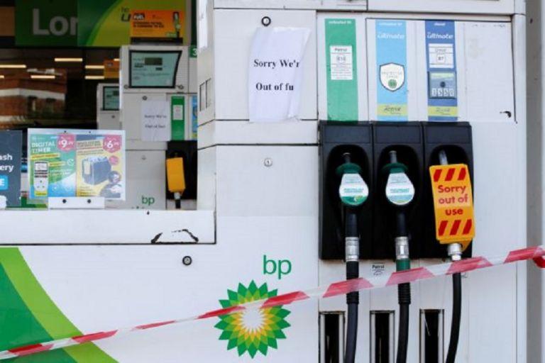 Βρετανία – «Στέρεψε» από καύσιμα ένα στα τρία πρατήρια της BP | to10.gr
