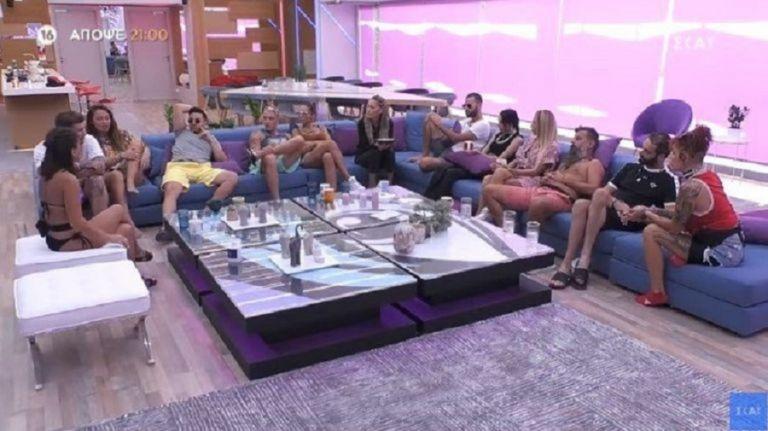 «Big Brother» – Σάλος με το πλάνο και το δάχτυλο…   to10.gr