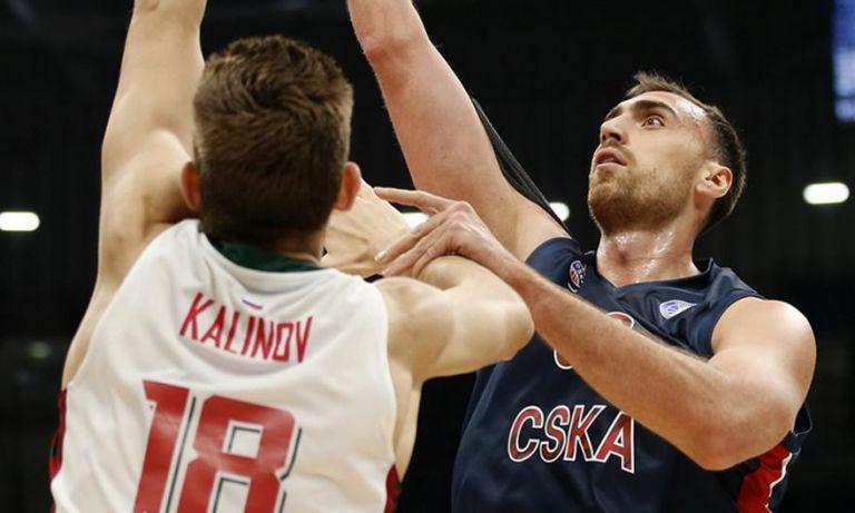 Νίκη της ΤΣΣΚΑ επί της Λοκομοτίβ Κουμπάν και πρόκριση στον τελικό του VTB Super Cup | to10.gr
