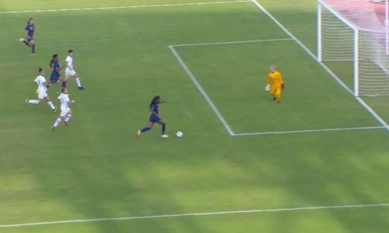 Βαριά ήττα από την πανίσχυρη Γαλλία η Εθνική γυναικών (10-0) | to10.gr