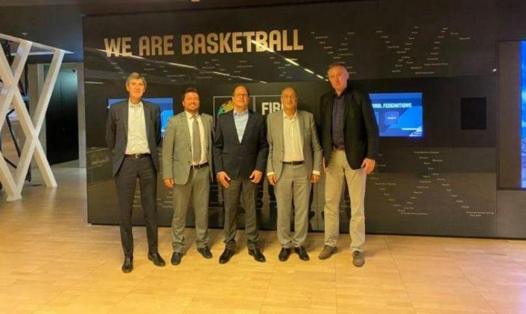 ΕΟΚ – Στη FIBA βρέθηκε ο Βαγγέλης Λιόλιος | to10.gr