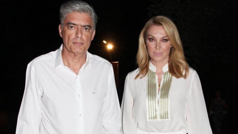 Ρομαντική έξοδος για την Τατιάνα Στεφανίδου και τον Νίκο Ευαγγελάτο   to10.gr