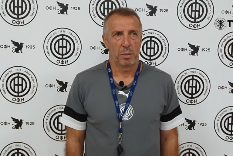 Νιόπλιας – «Πολύ δυνατή ομάδα η ΑΕΚ, αλλά…» (vid) | to10.gr