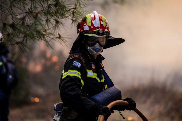Μαραθώνας – Ξέσπασε φωτιά τα ξημερώματα της Κυριακής | to10.gr