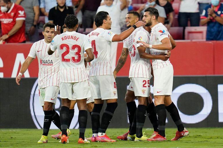 Σεβίλλη – Εσπανιόλ 2-0 – «Καθάρισε» την Εσπανιόλ και πλησίασε τη Ρεάλ η Σεβίλλη | to10.gr