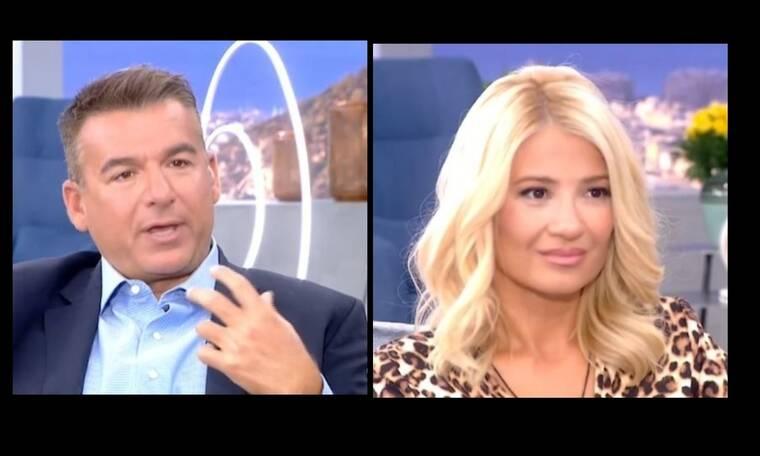 Φαίη Σκορδά – «Ποιος σου είπε ότι ο Λιάγκας δεν έχει σύντροφο;» – Αμηχανία για τον παρουσιαστή   to10.gr