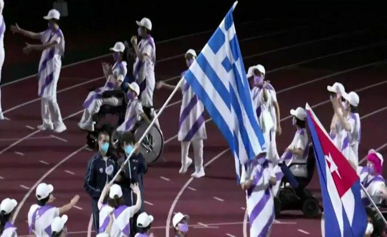 Παραολυμπιακοί Αγώνες – Η είσοδος Ελλάδας και Κύπρου στην τελετή λήξης (vid)   to10.gr