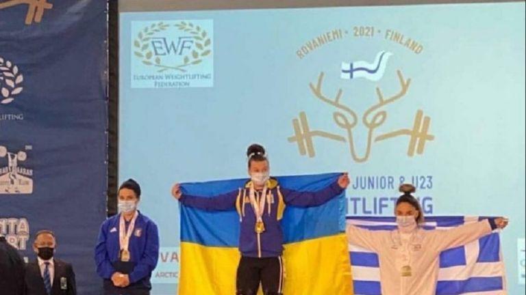 Δύο χάλκινα μετάλλια στο Ευρωπαϊκό για την Γεωργοπούλου | to10.gr