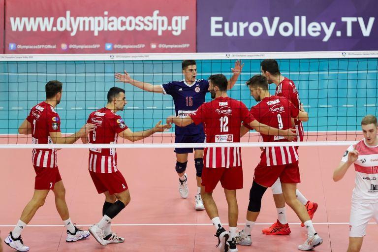 Ολυμπιακός – Μλάντοστ Μπρκο 3-0 | to10.gr