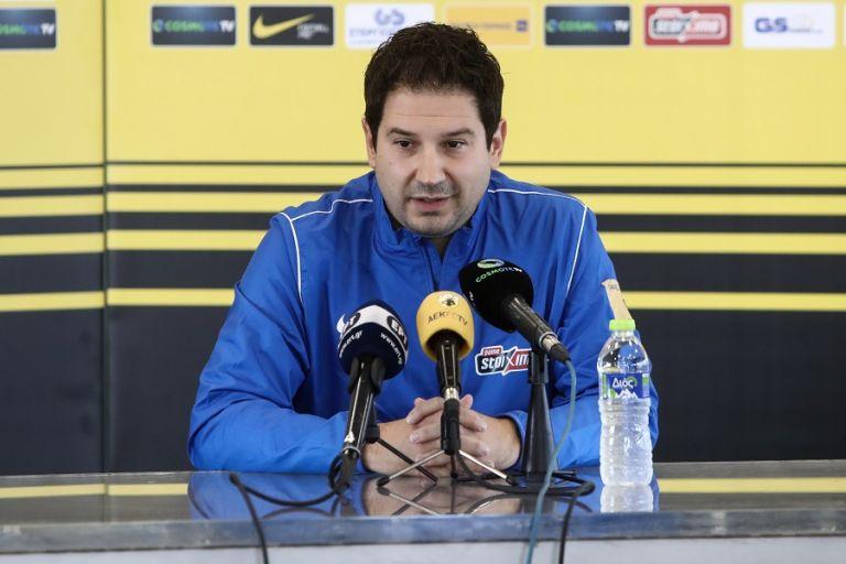 Γιαννίκης – «Να περιμένετε από την Κυριακή νέα πράγματα, θέλω τίτλους με την ΑΕΚ»   to10.gr